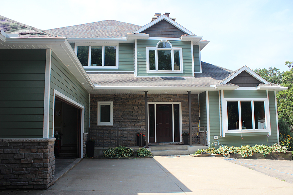 Projects All Craft Exteriors 507 424 3323 Before And
